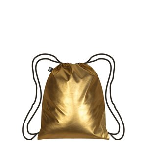 Loqi Backpack - Metallic Gold